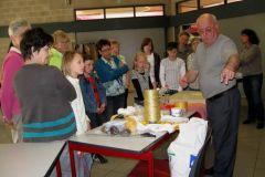 2009-04-29 Bloemschikken voor grootouders en kinderen